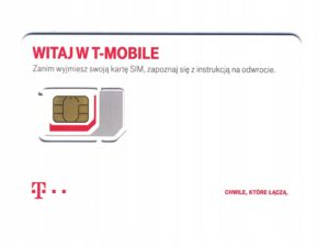 T-mobile Internet na kartę 50GB